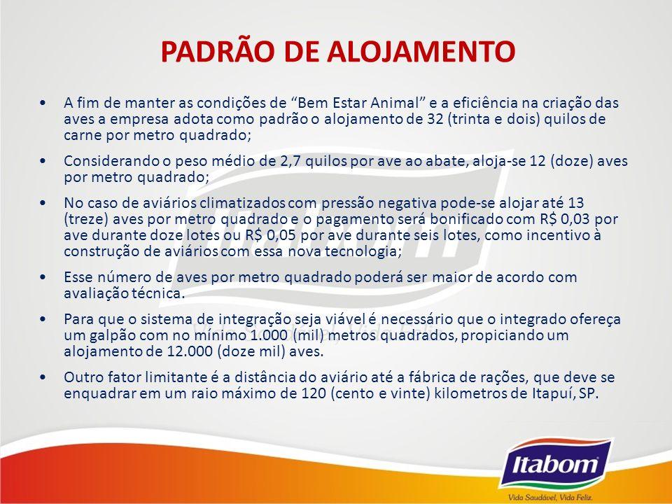 5 – TIPOS DE EQUIPAMENTOS CONTROLE DE AMBIENTE CONSTRUÇÃO DO AVIÁRIO DARK HOUSE - CONSTRUÇÃO