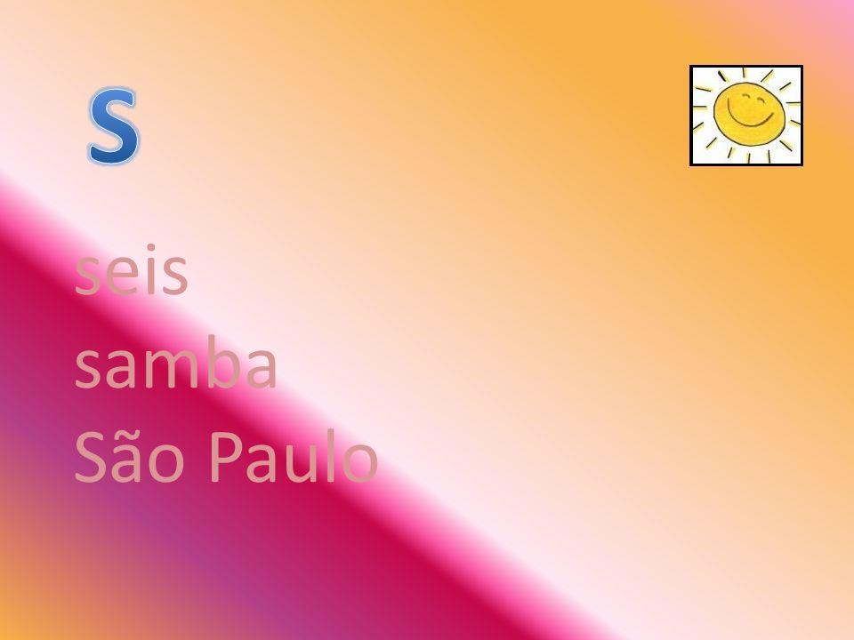 seis samba São Paulo