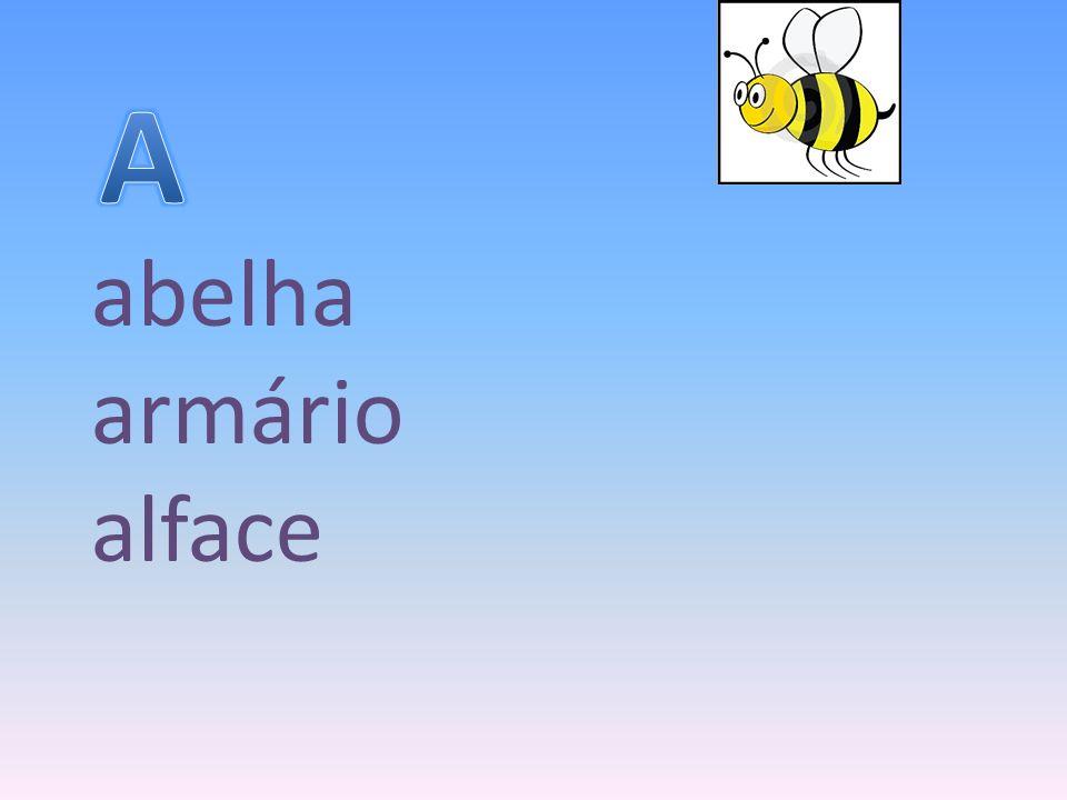 abelha armário alface