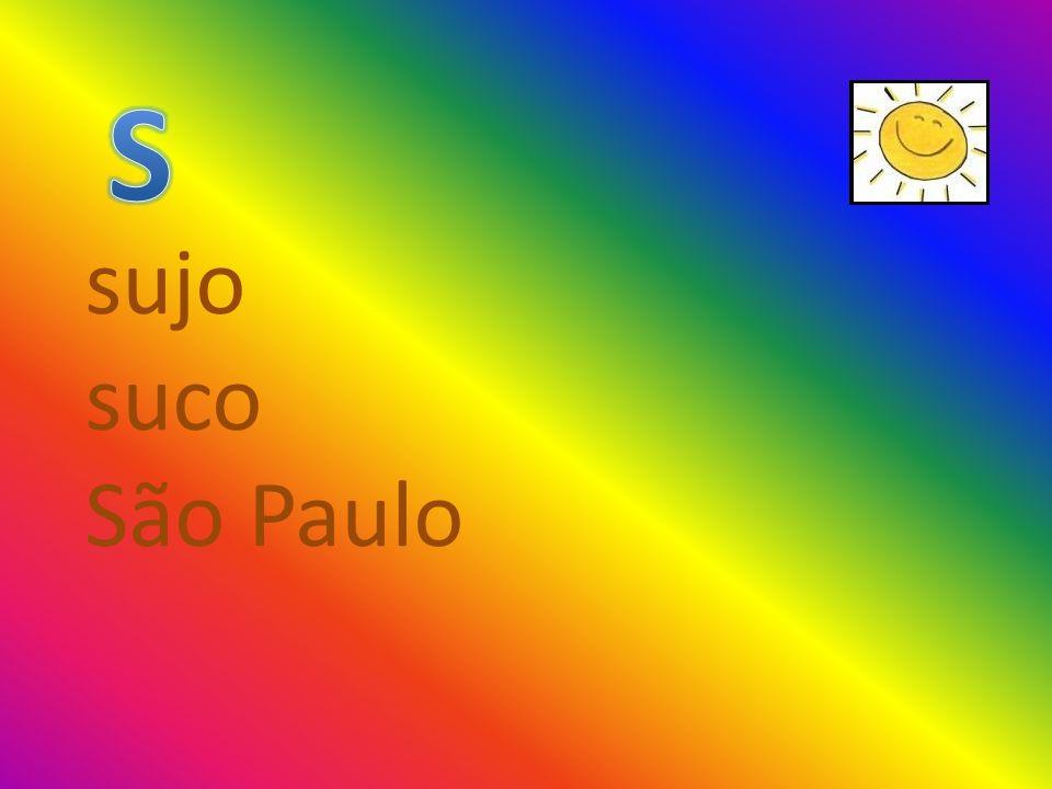 sujo suco São Paulo