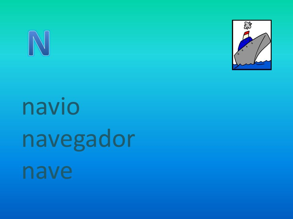 navio navegador nave