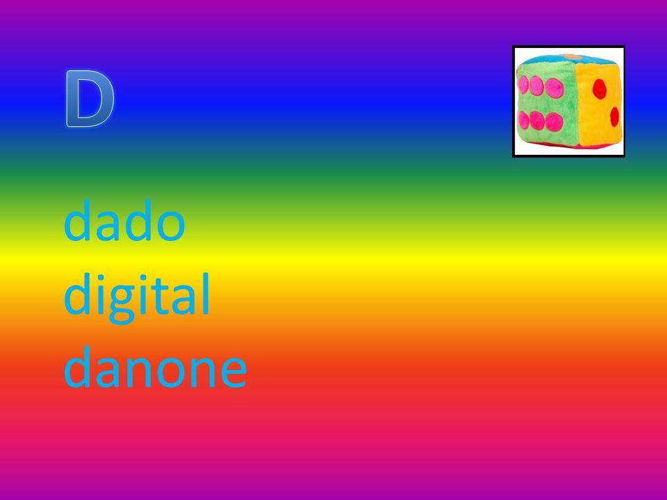 dado digital danone