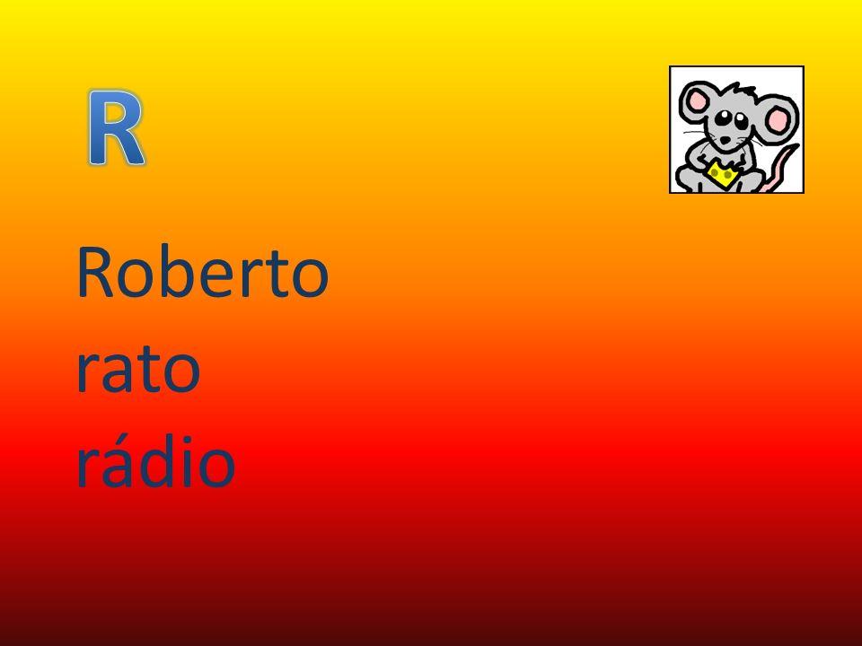Roberto rato rádio