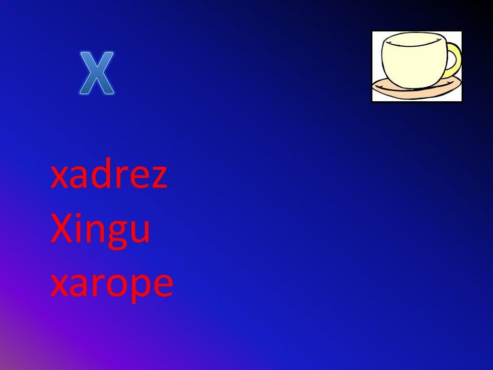 xadrez Xingu xarope