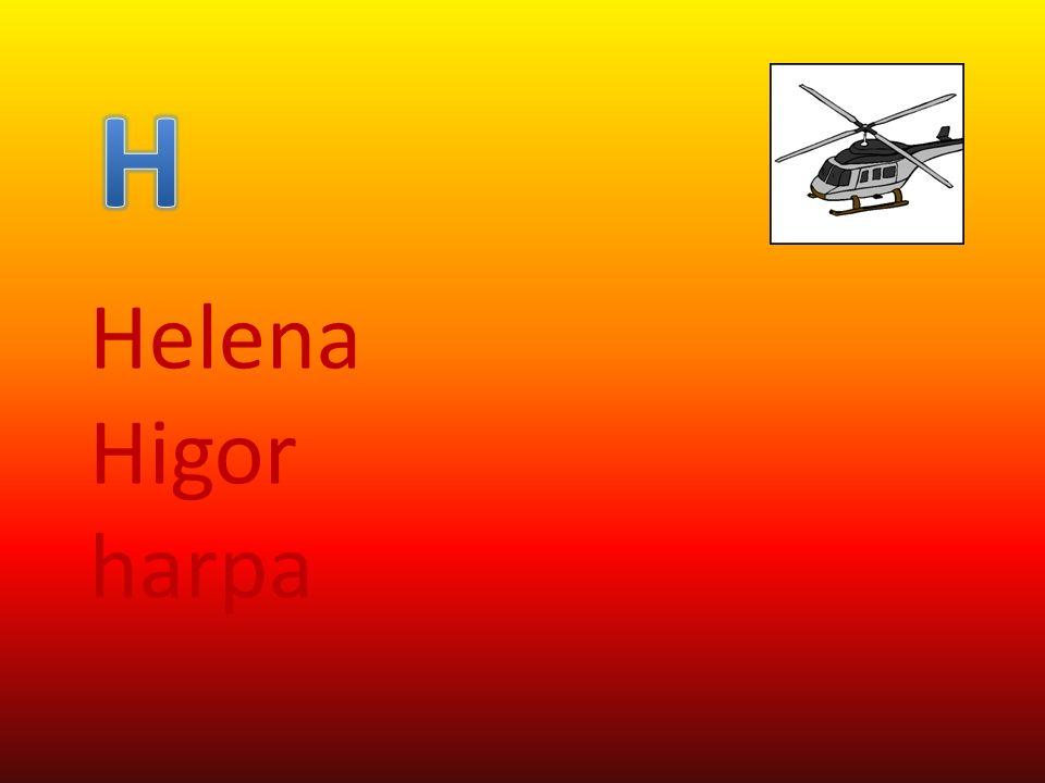 Helena Higor harpa