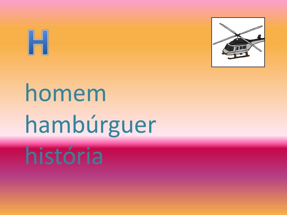 homem hambúrguer história