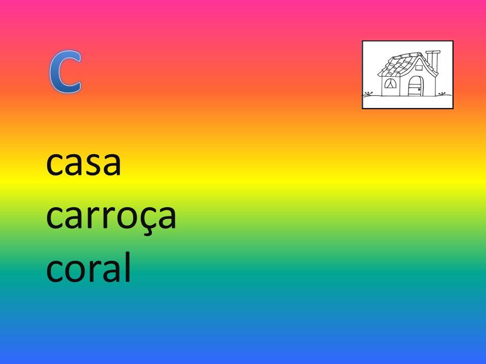 casa carroça coral