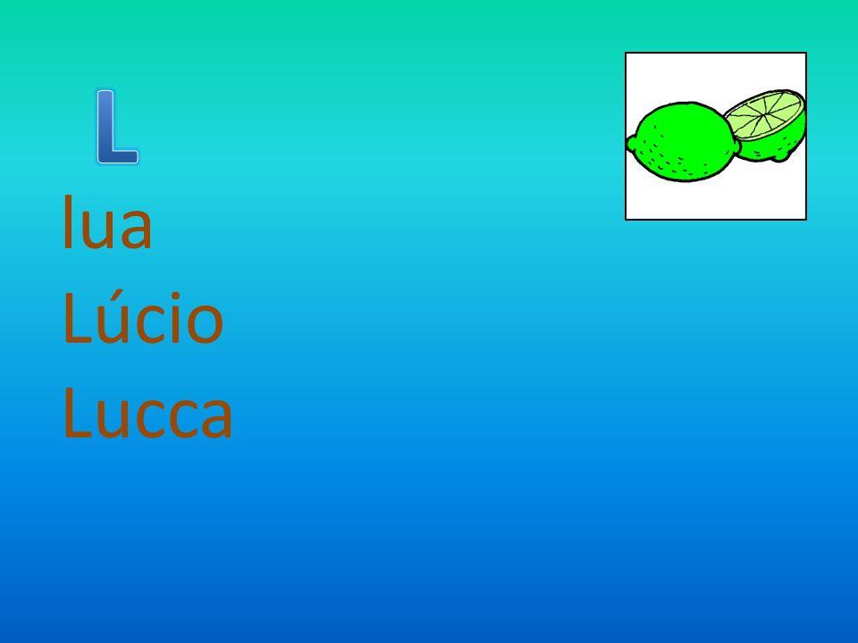 lua Lúcio Lucca