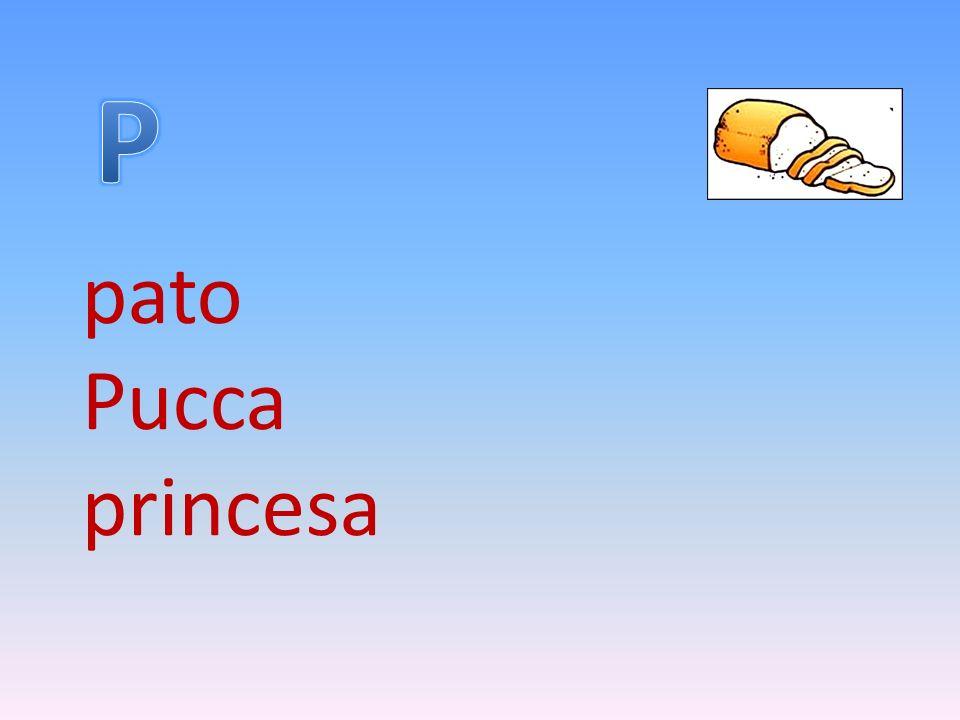 pato Pucca princesa