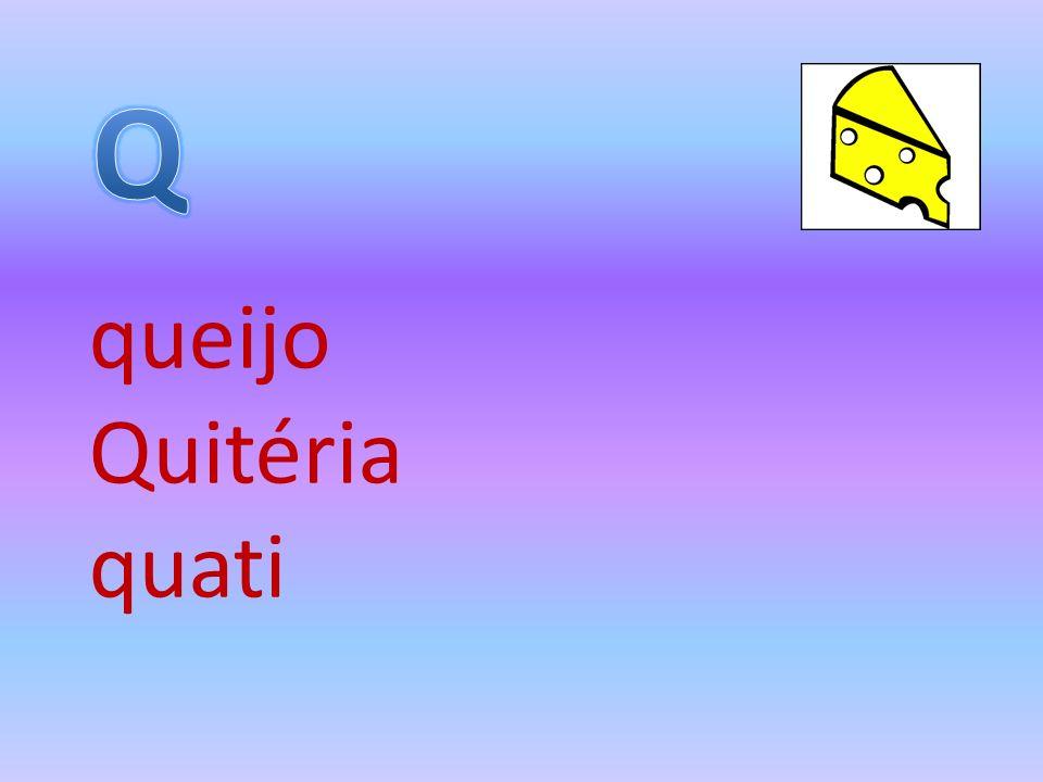 queijo Quitéria quati