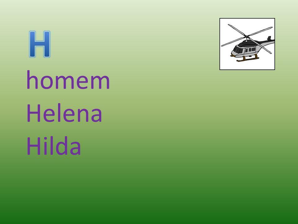 homem Helena Hilda