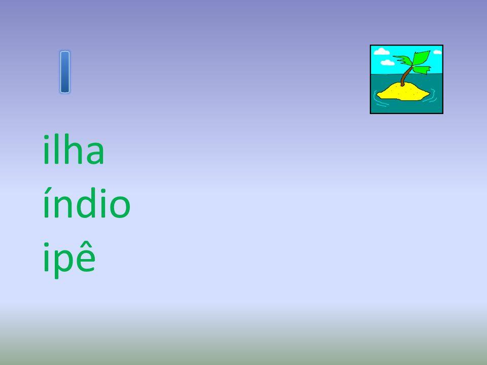 ilha índio ipê