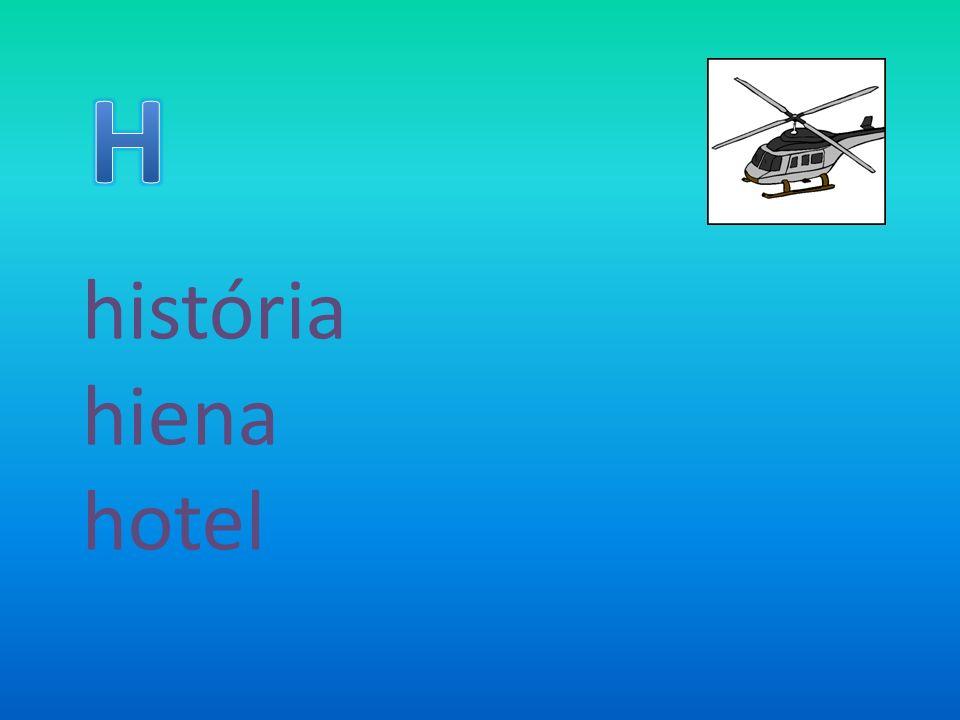 história hiena hotel