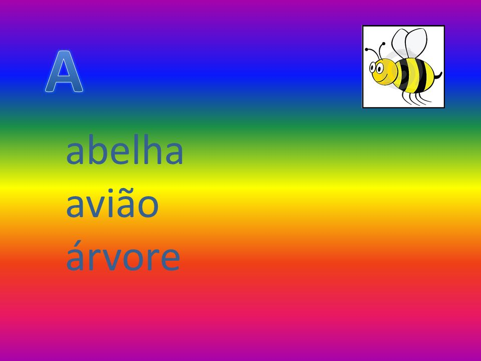 abelha avião árvore