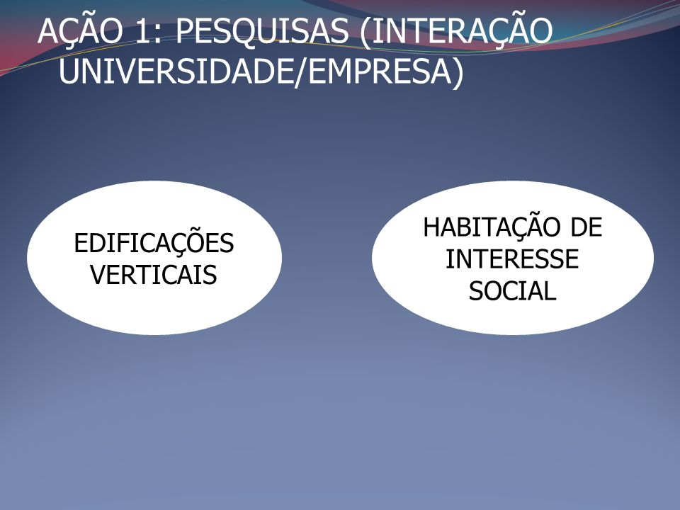 1.EDIFICAÇÕES VERTICAIS: a. Projetos; b. Fundações; c.