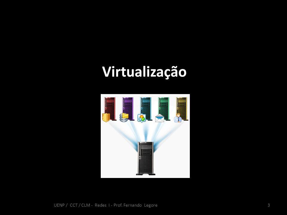 Virtualização A virtualização permite que várias instâncias do sistema operacional sejam executadas simultaneamente em um único computador.