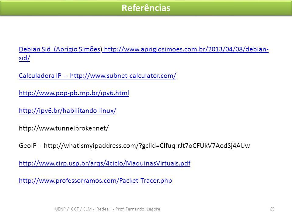 Debian Sid (Aprígio SimõesDebian Sid (Aprígio Simões) http://www.aprigiosimoes.com.br/2013/04/08/debian- sid/ http://www.aprigiosimoes.com.br/2013/04/