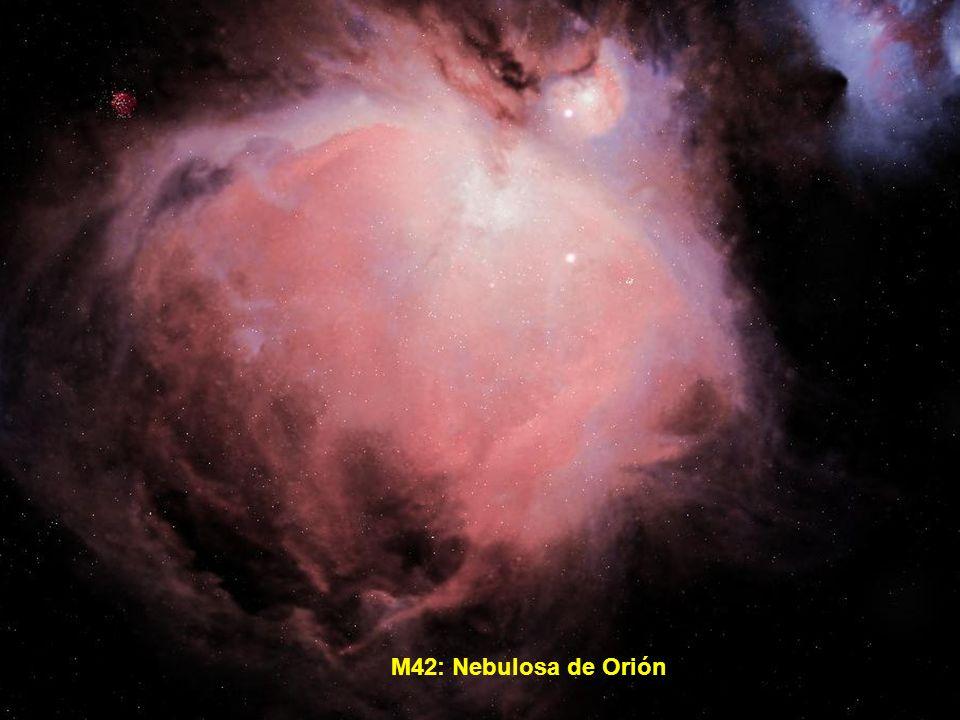 NGC 2237: Nebulosa da Roseta
