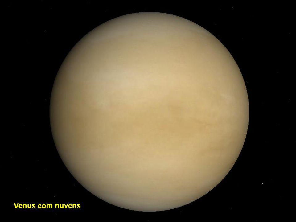 Venus sin nubes