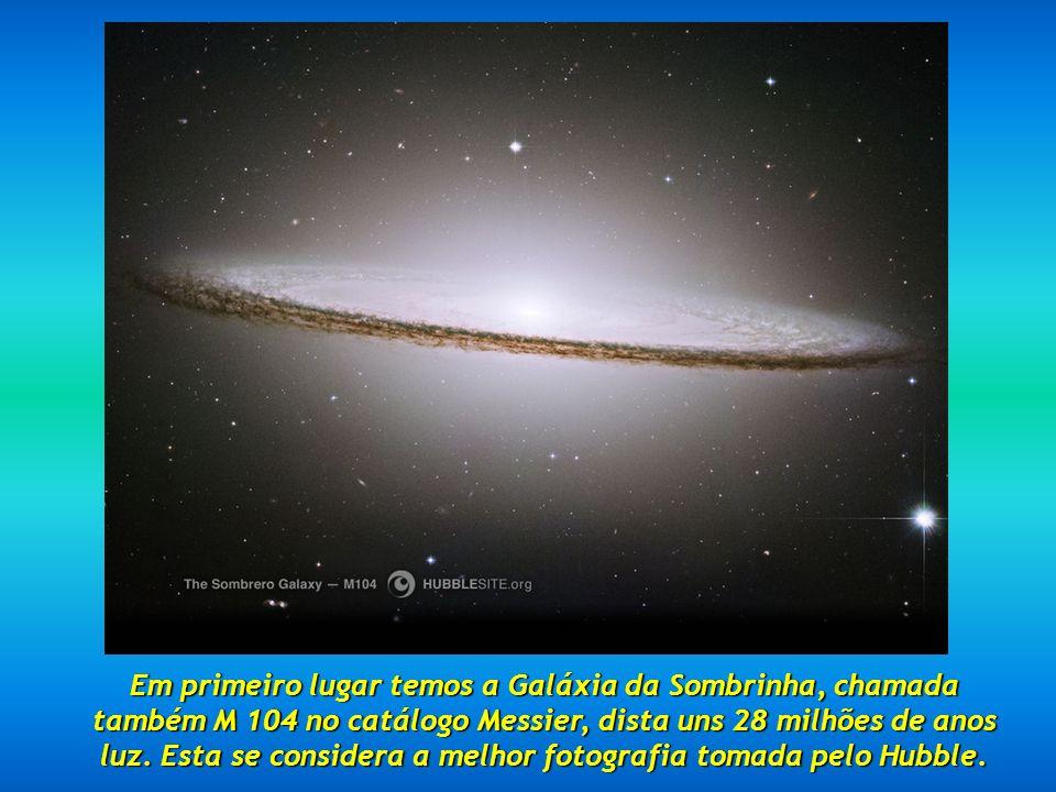 Outras imagenes de Hubble