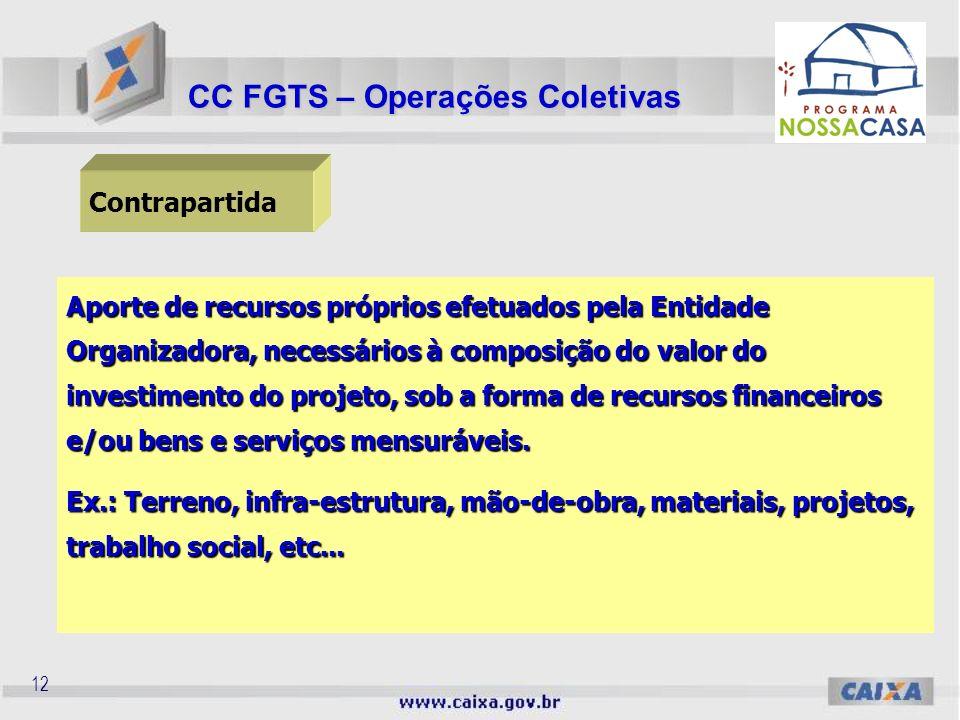 11 Beneficiários Ter capacidade civil; Ter capacidade civil; Não ser proprietário ou promitente comprador de imóvel residencial no atual local de domi