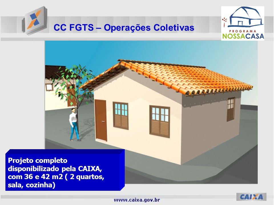 19 Liberação dos Recursos para Construção das Habitações Crédito do subsídio na conta do beneficiário após contratação da operação.