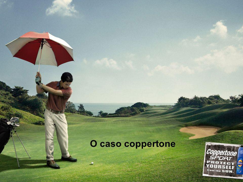 O caso coppertone