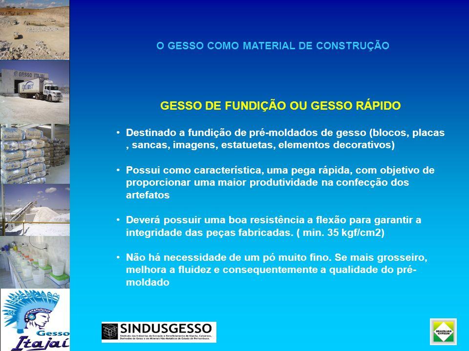 Projeto casa Gesso Araripina - PE Planta baixa O GESSO COMO MATERIAL DE CONSTRUÇÃO