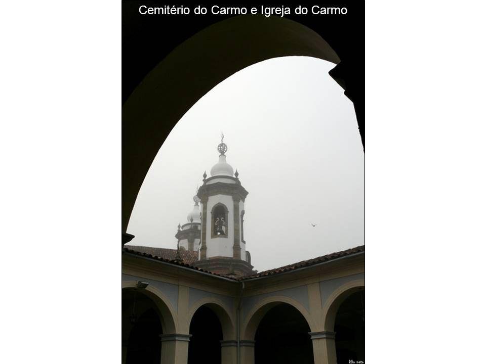 Cemitério do Carmo e Igreja do Carmo