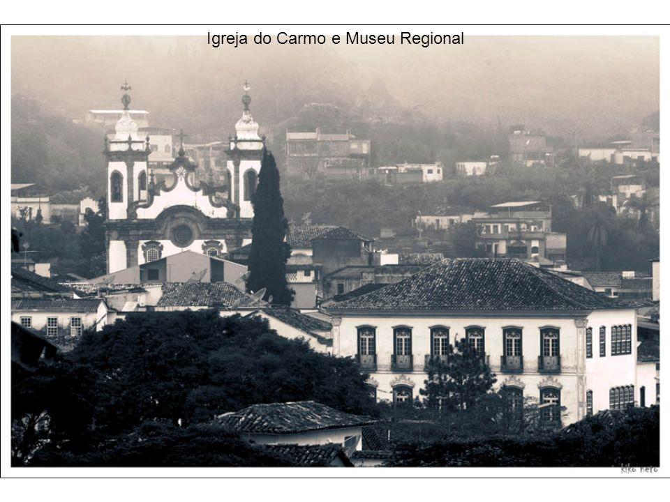 Igreja do Carmo e Museu Regional