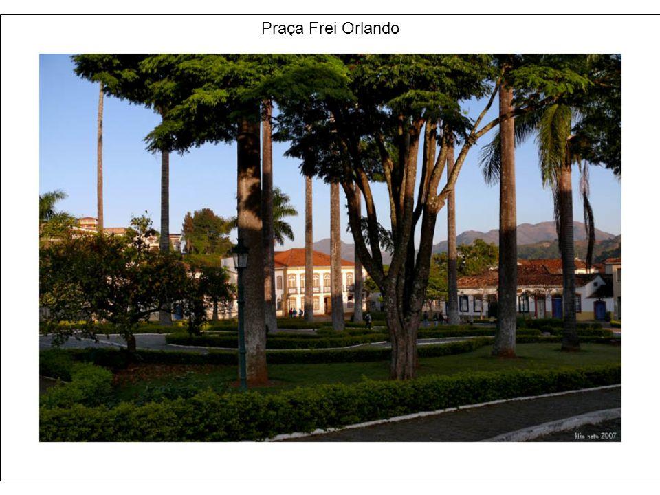 Praça Frei Orlando