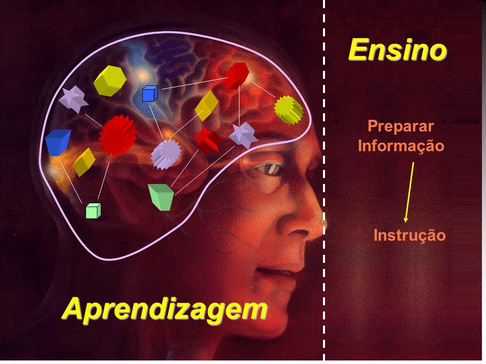 Ensino Aprendizagem Preparar Informação Instrução