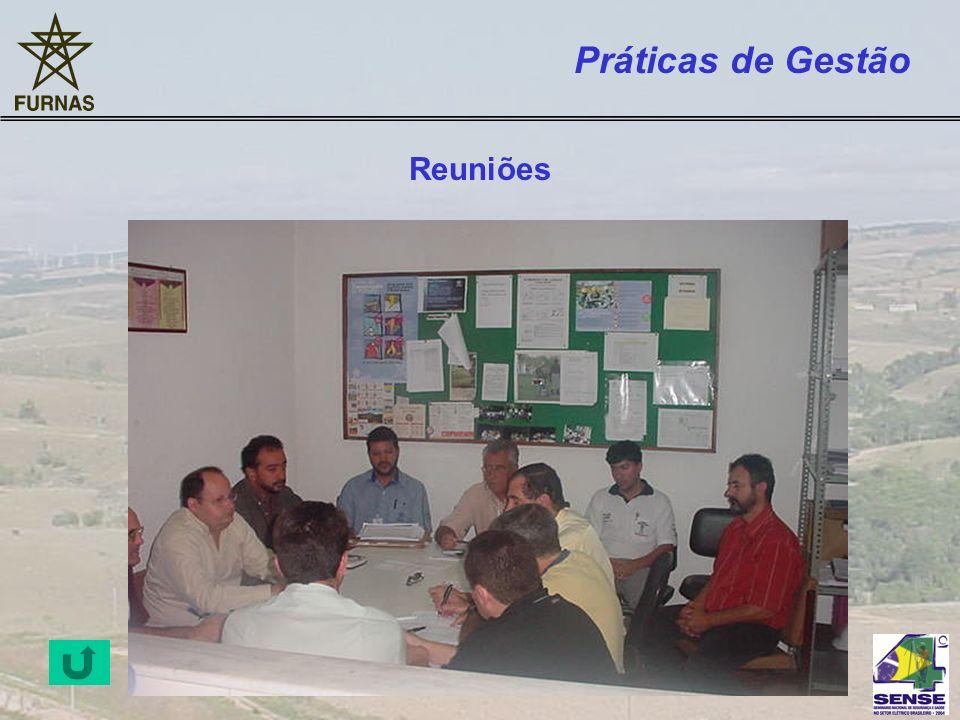 Reuniões Práticas de Gestão