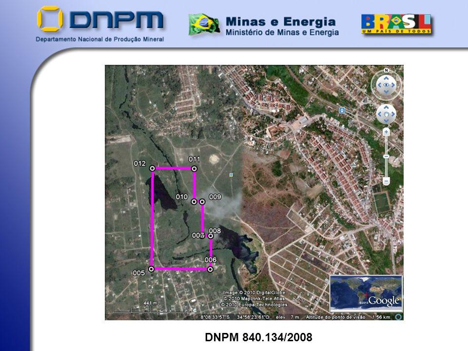 DNPM 840.134/2008