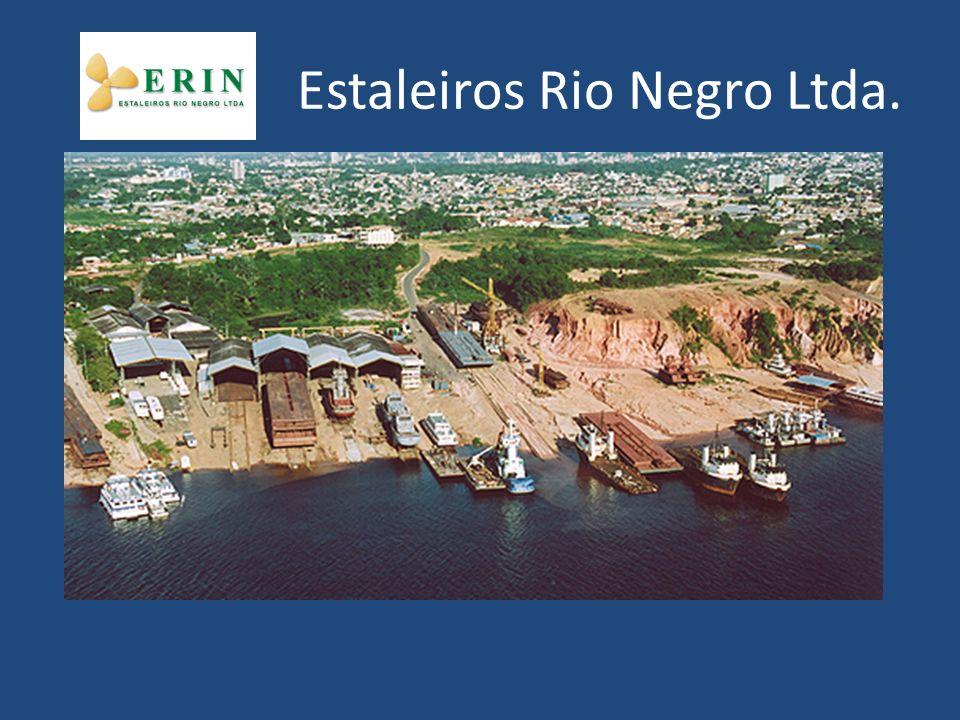 O Estaleiro ERIN, fundado em 1971, com sede em Manaus-AM, fabrica embarcações em aço, alumínio e executa obras de calderaria e estruturas para setor industrial.