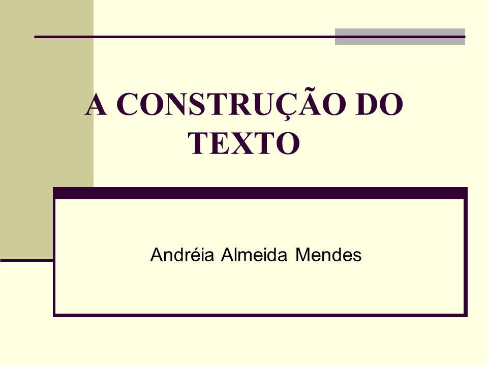 3 Não-contradição Um texto precisa respeitar princípios lógicos elementares.