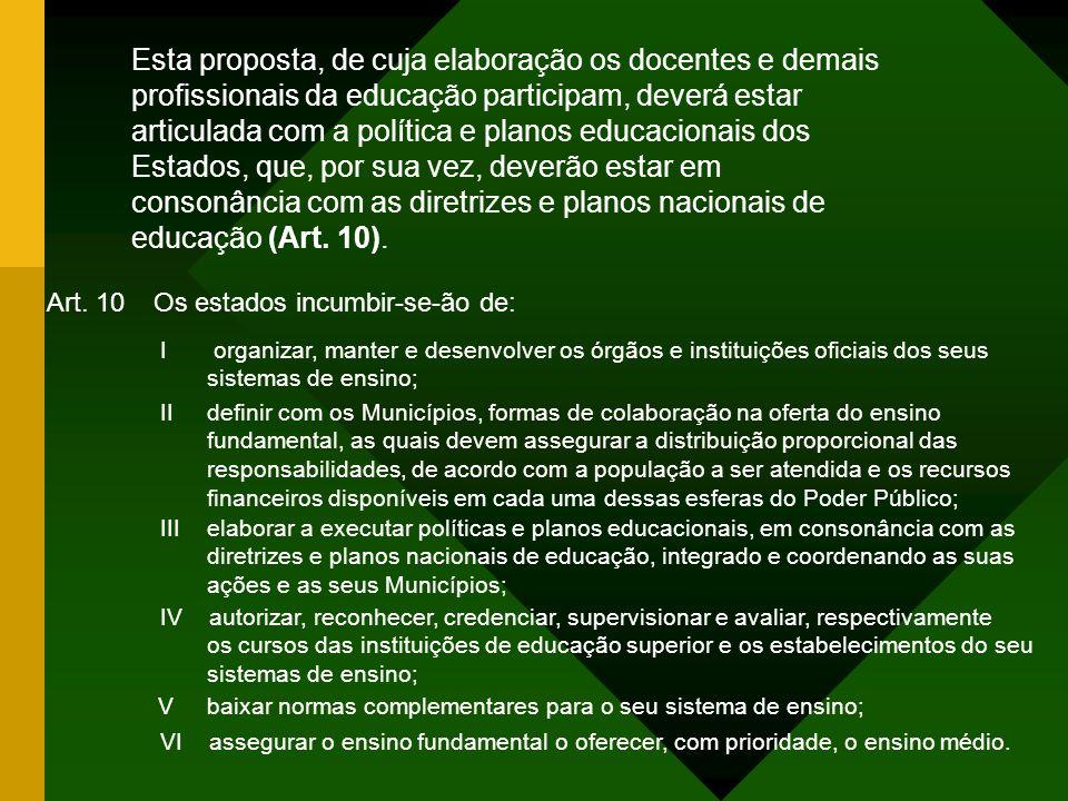 SISTEMA DE PROMOÇÃO No Ensino Fundamental e Médio, os critérios são os seguintes: 1.