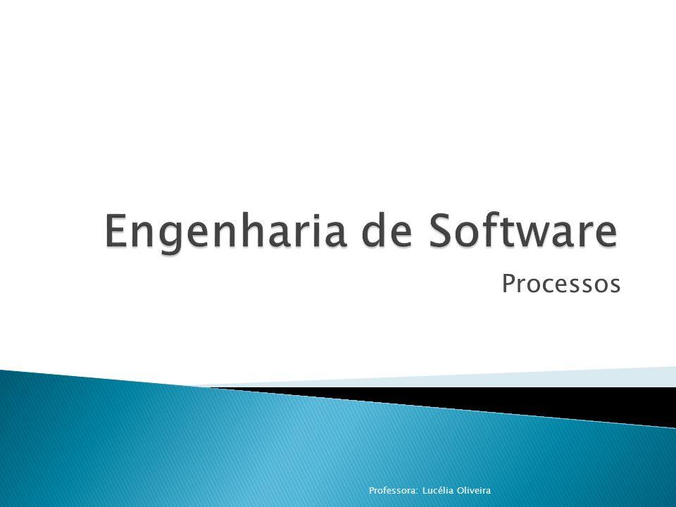 Processos Professora: Lucélia Oliveira