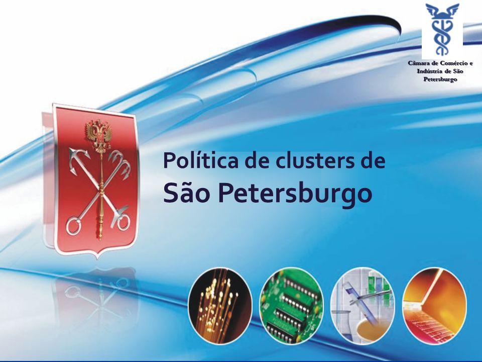 Câmara de Comércio e Indústria de São Petersburgo Política de clusters de São Petersburgo