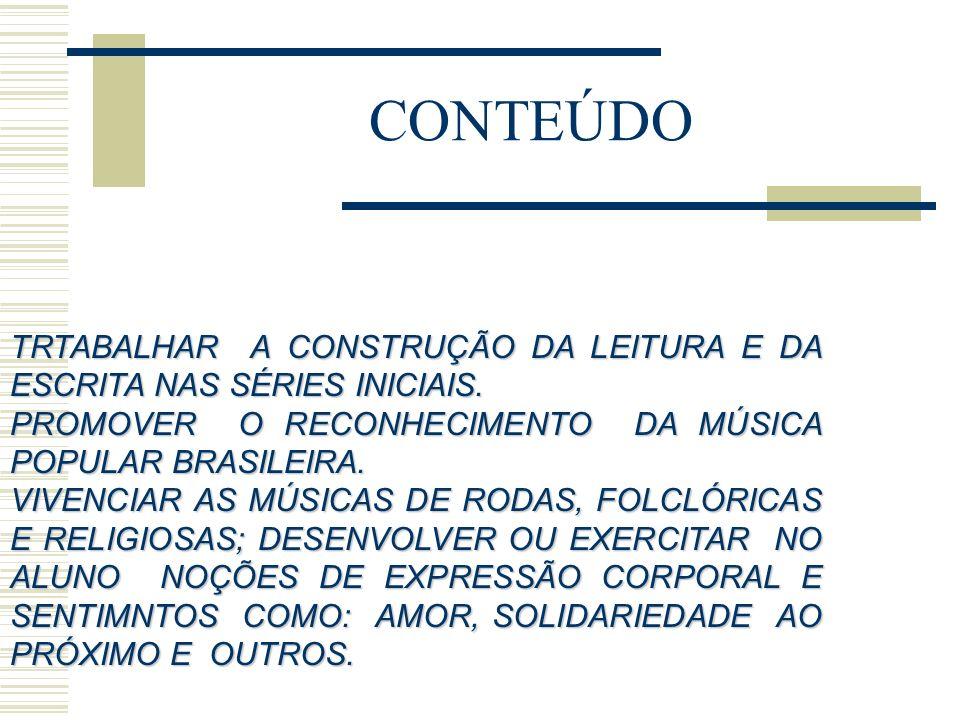 DESENVOLVIMENTO TRABALHAR A CONSTRUÇÃO DA LEITURA E DA ESCRITA NAS SÉRIES INICIAIS.