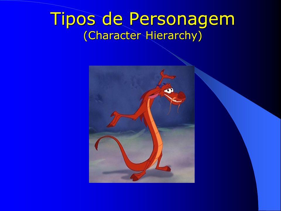 Tipos de Personagem (Character Hierarchy)