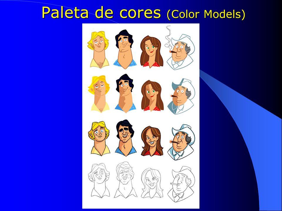 Paleta de cores (Color Models)