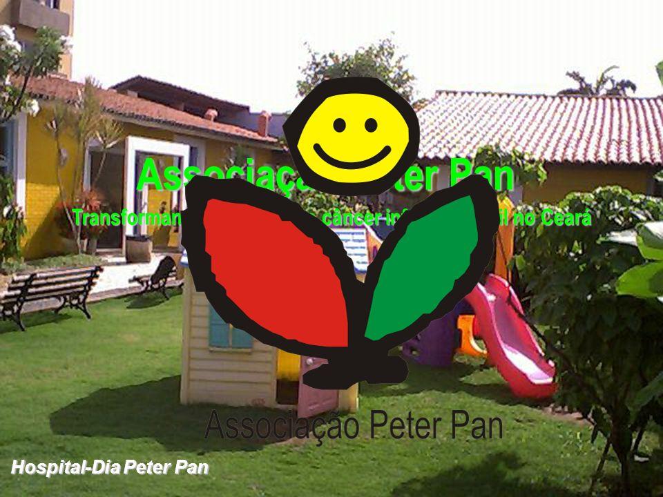 Hospital-Dia Peter Pan Associação Peter Pan Transformando a história do câncer infanto juvenil no Ceará