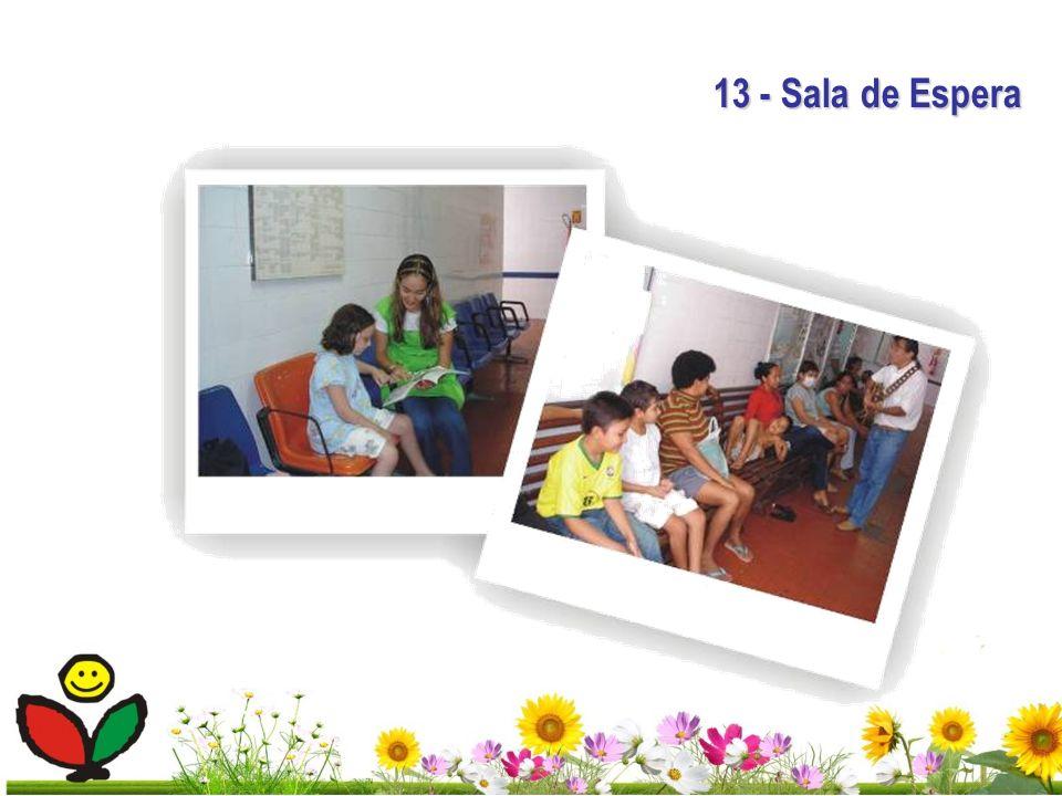 13 - Sala de Espera