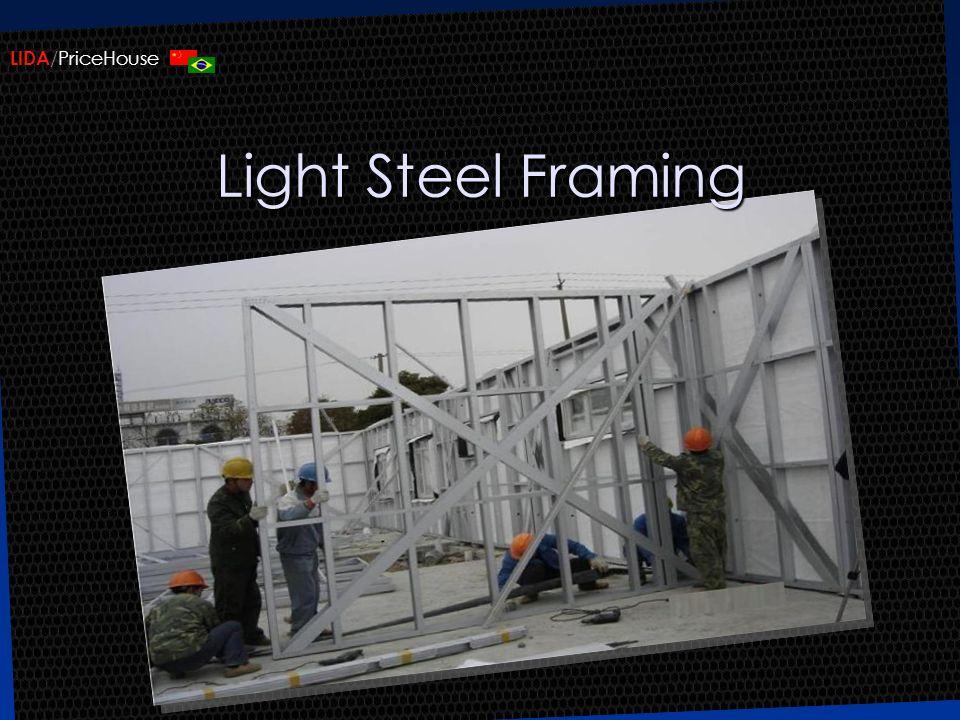 LIDA /PriceHouse Construção LSF passo-a-passo 3. Fixação Treliças-Tesouras