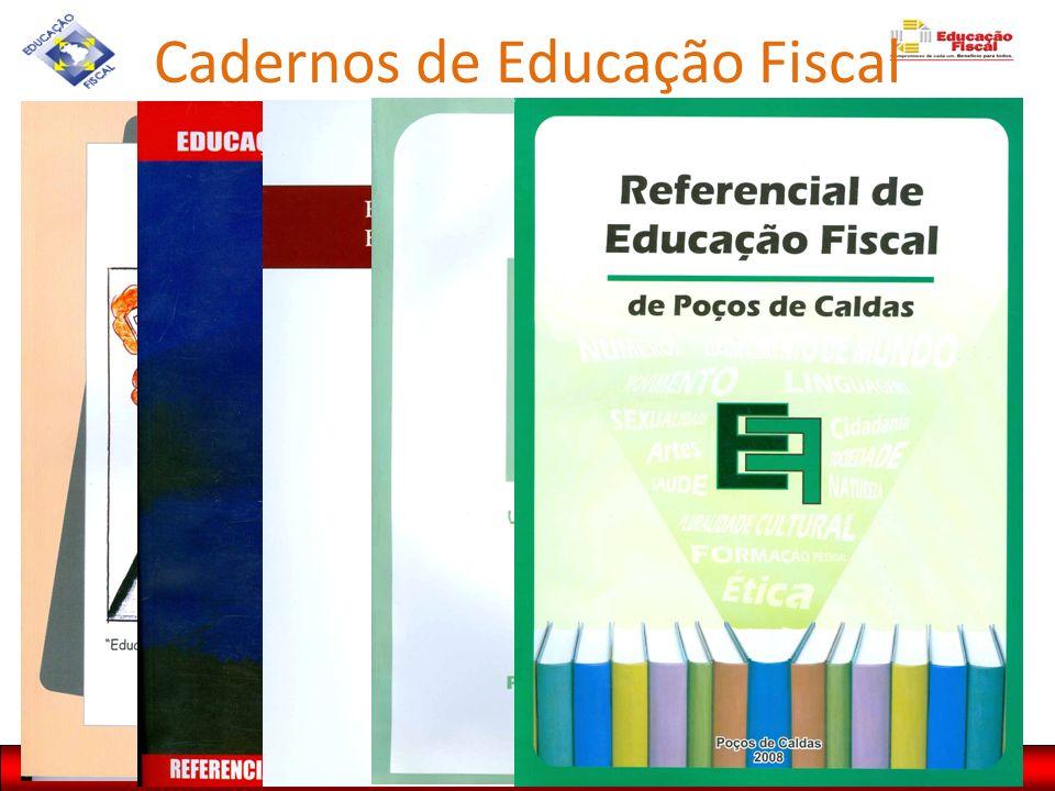 Encontro Internacional de Intercâmbio Técnico em Educação Fiscal Cadernos de Educação Fiscal