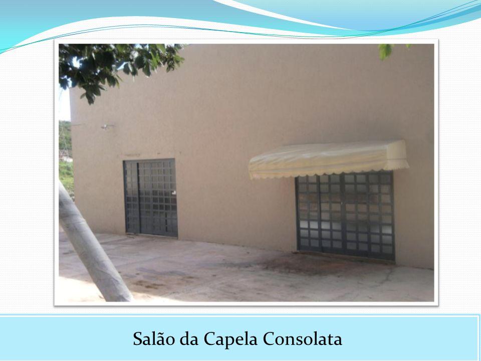Salão da Capela Consolata