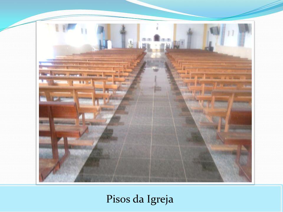 Pisos da Igreja