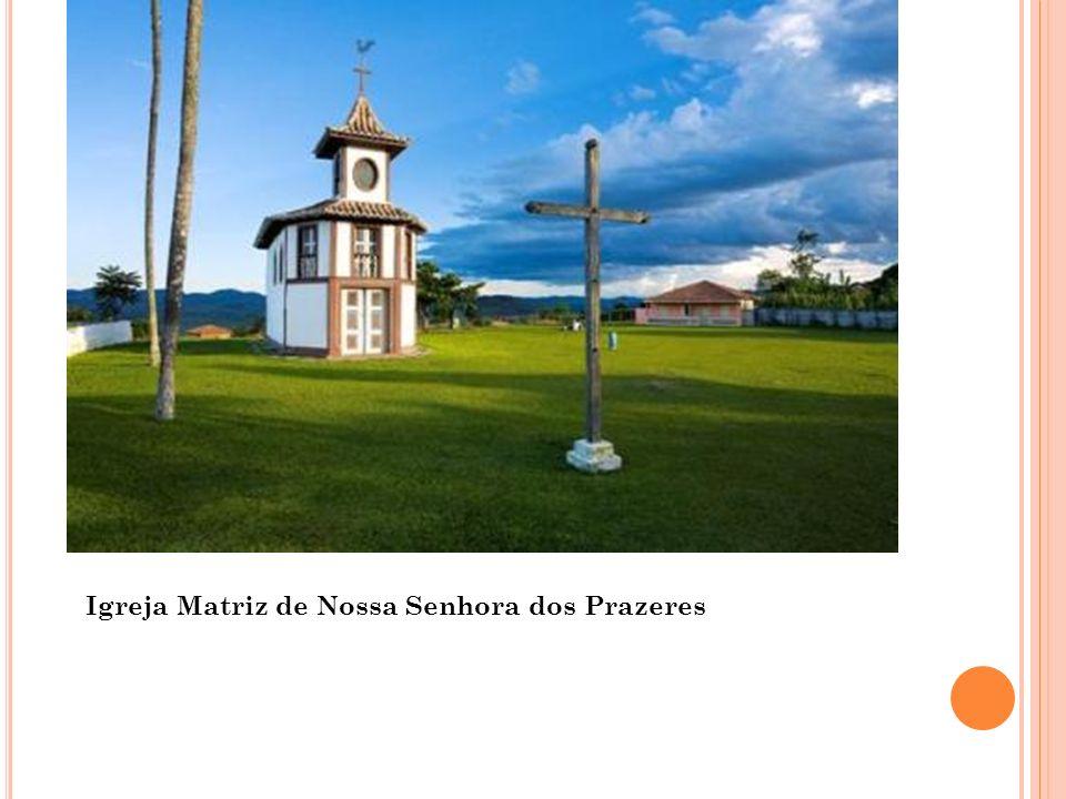 Igreja Matriz de Nossa Senhora dos Prazeres