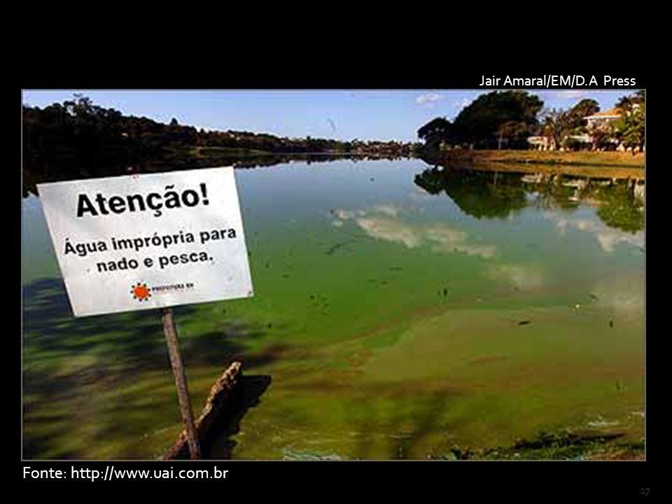 17 Jair Amaral/EM/D.A Press Fonte: http://www.uai.com.br
